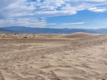 Sand dunes in Death Valley National Park Royalty Free Stock Photo