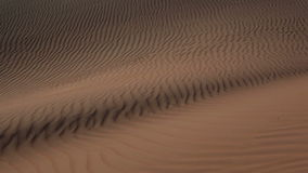 Sand dunes. Desert (Sand dunes in Oman stock video