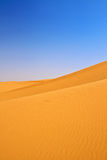 Sand dunes - Erg Chebbi Stock Photography