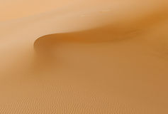 Sand dunes of Erg Chebbi, Morocco Royalty Free Stock Image