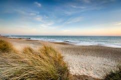 Sand Dunes at Hengistbury Head Stock Images