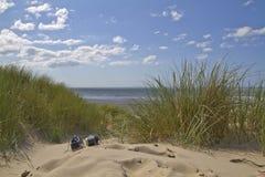 Sand dunes Landscape Royalty Free Stock Photo