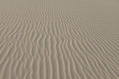 Sand dunes of the Lencois Maranheses Royalty Free Stock Photos
