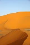 Sand dunes, Libya Stock Image