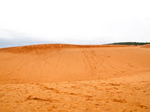 The Sand Dunes in Mui Ne , Vietnam Stock Photos