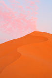 Sand dunes in the Sahara Desert, Morocco Stock Photos