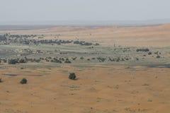 Sand dunes in the Sahara Desert, Morocco Stock Image