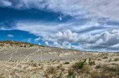 Sand Dunes - Spirits Bay Royalty Free Stock Photo