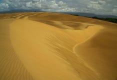 Sand dunes in Venezuela Royalty Free Stock Photos