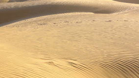 Sand dunes stock video footage