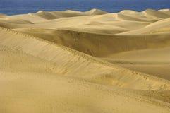 Sand duns Royalty Free Stock Photo