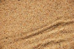 sand för 2 bakgrund Royaltyfria Bilder
