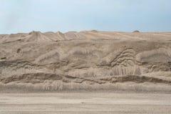 sand för högt område för dyn dynamisk Arkivbilder