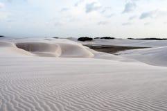 sand för maranheses för brazil dynlencois royaltyfri bild