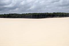 sand för maranheses för brazil dynlencois royaltyfria bilder