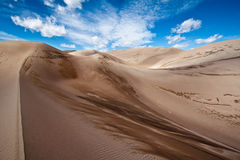 sand för nationalpark för colorado dyner stor royaltyfri foto
