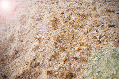 Sand flare backgrounds Stock Photography