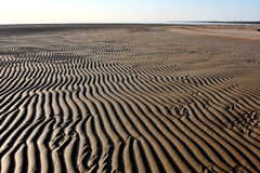 Sand flats Stock Photos