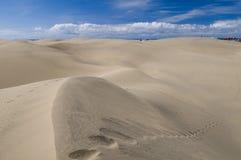 Sand från Sahara Royaltyfri Foto