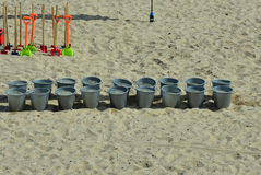 Sand Games Stock Photography