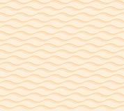 Sand geometric pattern Royalty Free Stock Photography