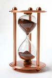 Sand-glass. Shows an exact times Royalty Free Stock Photography