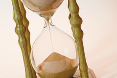 Sand glass Stock Photography