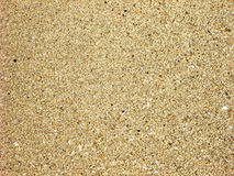 Sand Grain. Grains are illustrated which are yellow in colour and mixed colours Royalty Free Stock Image