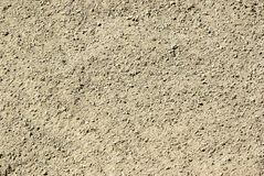 Sand ground texture Royalty Free Stock Photo