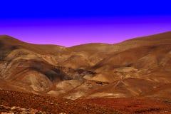 Sand-Hügel Lizenzfreie Stockfotografie