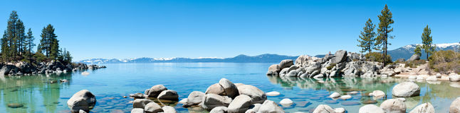 Sand Harbor Royalty Free Stock Image