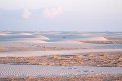 sand havet arkivfoton