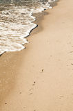 sand havet Arkivfoto