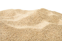 Sand heap Stock Photos
