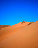 Sand hill Royalty Free Stock Photo