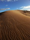 Sand Hill Royalty Free Stock Image