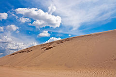 Sand hill Stock Photos
