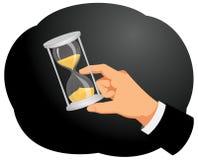 Sand hourglass Royalty Free Stock Photo