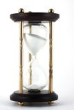 Sand hourglass Stock Photo