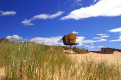 Sand House Royalty Free Stock Images