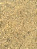 Sand im See Lizenzfreie Stockbilder