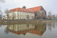 Sand Island - Wroclaw Stock Image