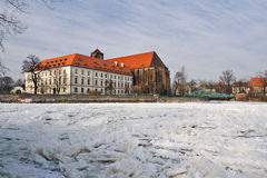 Sand Island - Wroclaw Stock Photography