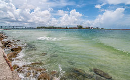 Sand Key Park Royalty Free Stock Photos