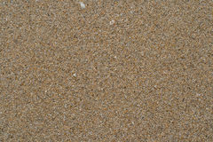 Sand on Korkhao Beach Khanom Stock Images