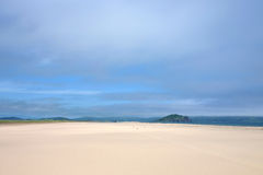 Sand landscape Royalty Free Stock Photo