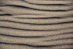 Sand lines Stock Photo