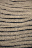 Sand lines Stock Photography