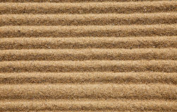 Sand lines Royalty Free Stock Photography