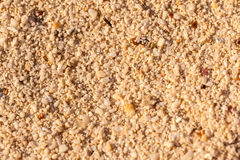 Sand macro Royalty Free Stock Images